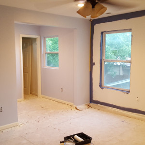 Interior Bedroom Painting Lawrence, KS-Absolute Painting